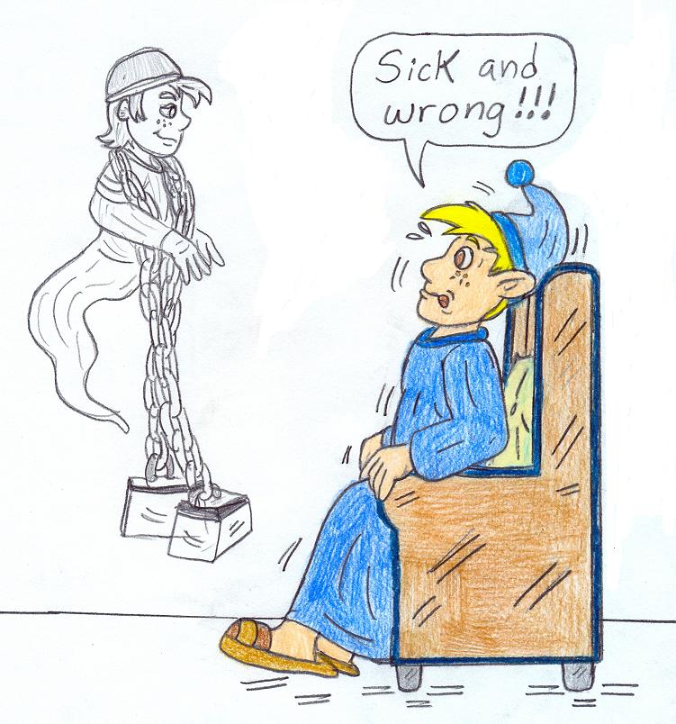 Ron Scrooge By Jose-Ramiro On DeviantART