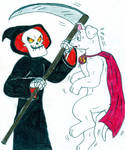 Krypto and Grim