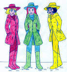 Totally Classic Spies