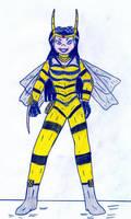 TD Heroes - Queen Bee by Jose-Ramiro