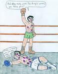 Boxing Quagmire vs Killer Diller