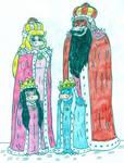 Koopa Royal Family