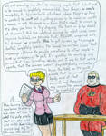 Attorney Angelica - Mr Incredible by Jose-Ramiro