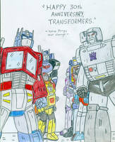 Transformers Anniversary