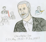 Tribute - Christopher Lee