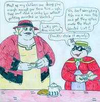 Ma Vreedle and Beagle by Jose-Ramiro