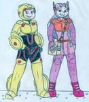 HJ - Lil and Kimi