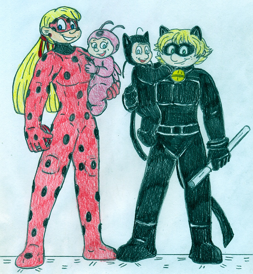 Image Result For Miraculous Ladybug Kids