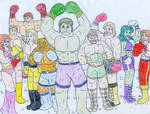 Boxing - Marvel Heavyweights