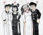Double Dannys Wedding by Jose-Ramiro