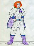 Super Ann Possible by Jose-Ramiro