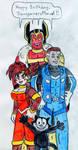 Bday - TransformersMarvel by Jose-Ramiro