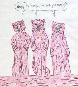 Bday - CrimsonKnight9001