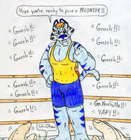 Wrestling You vs Gnash