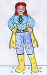 Super Ginger Foutley by Jose-Ramiro