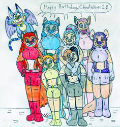 Bday - Chaoticlover2