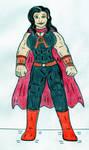 Super Asami Sato by Jose-Ramiro