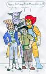 Bday - Blue-Moon-Warrior by Jose-Ramiro