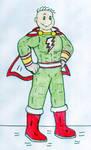 SHAZAM Doug Funnie by Jose-Ramiro