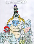 Pokemon Trainer - Diamond Tiara by Jose-Ramiro