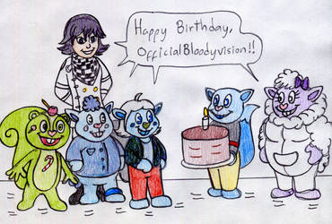 Bday -  OfficialBloodyvision