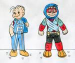 MHA Linus Van Pelt - Blanket Boy by Jose-Ramiro