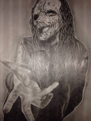 Corey Taylor by Maria-Luca