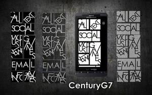 CenturyG7 180 icons by Akoe101