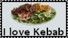 kebab stamp by TheHopefulRomantics