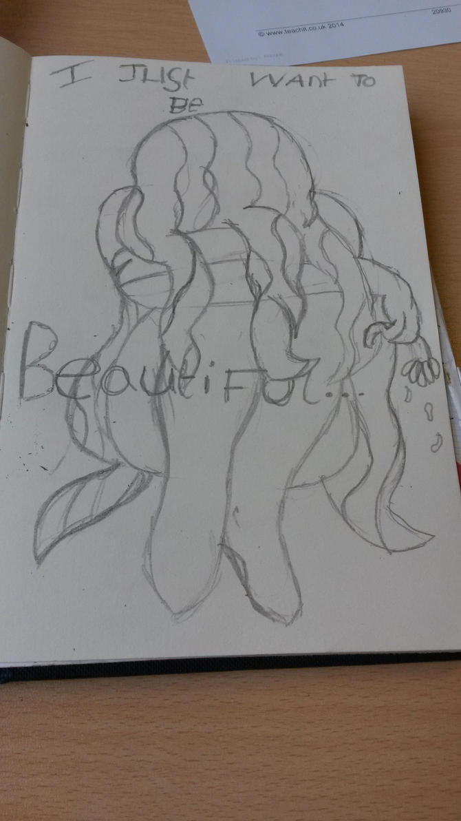 I just want to be beautiful -vanity by Ranting-Rhino