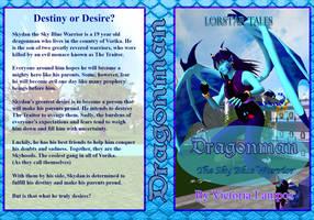 Dragonman Book Cover 1