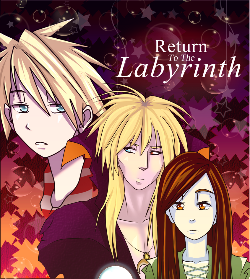 Return To The Labyrinth by muffinmixer on DeviantArt