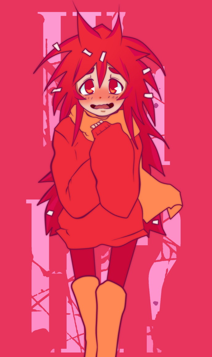 Flaky by muffin-mixer