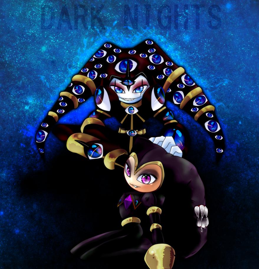 Dark Nights by muffin-mixer