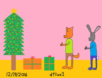 10(ish) Days of Christmas 2016 - Day 5 by dtlux2