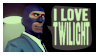 SPY LOVES TWILIGHT by soapboxfactory