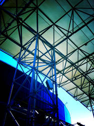 iPhone Industrial Roof HDR by iGaret