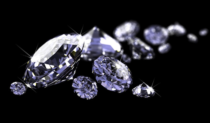 Shining diamond art background 01 - Vector Background free download