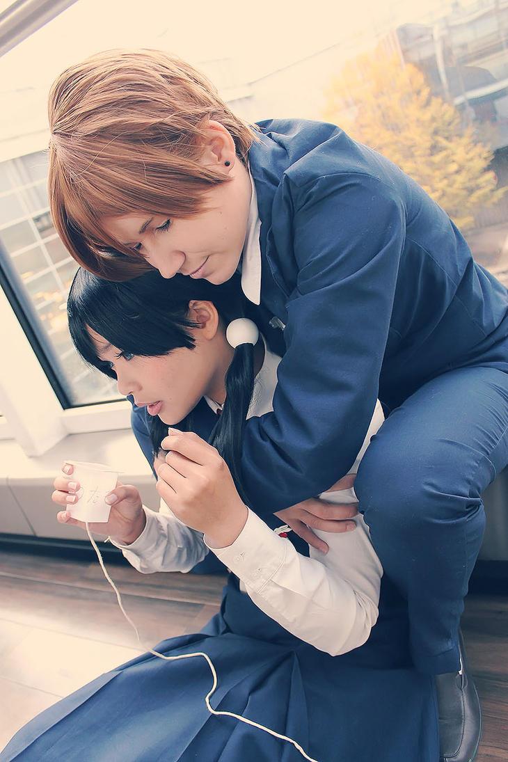 Tamako, I love you by Strike-kun