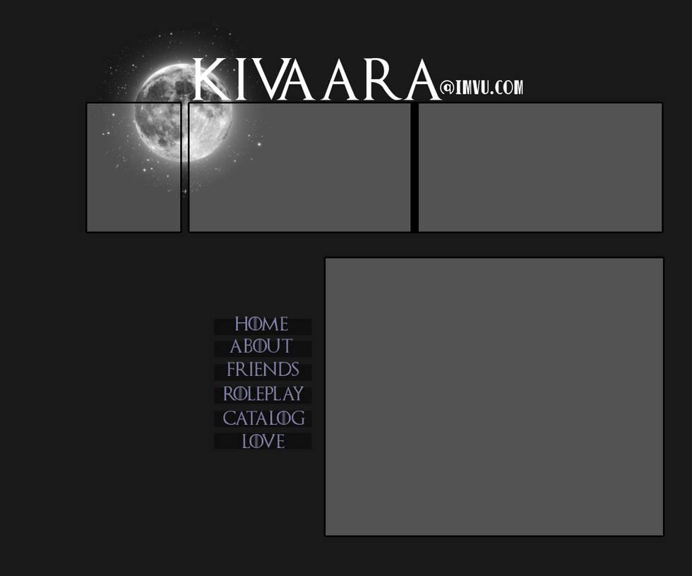 2018 Simple Mode IMVU Layout by CelestialStudio on DeviantArt
