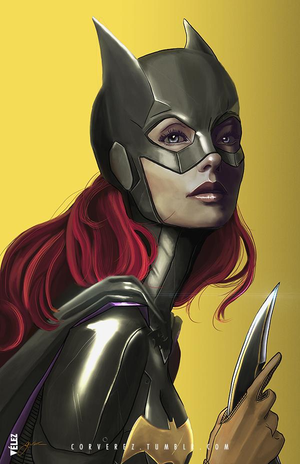 Batgirl by Corverez
