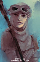 Rey Portrait
