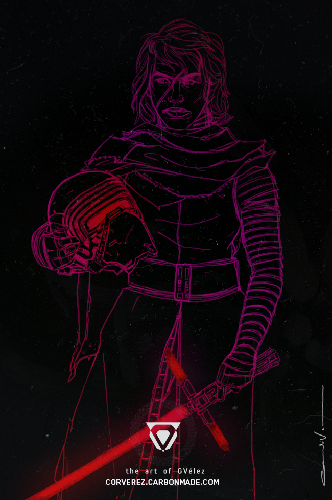 May The Fourth Be With You_2016_KYLOREN by Corverez