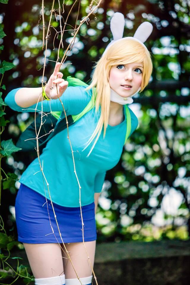 Fionna - Adventure time