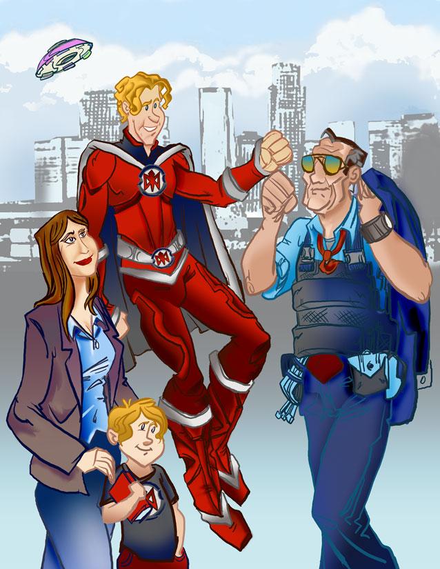 greatest american hero wallpaper. greatest american hero movie by mannycartoon wallpaper u