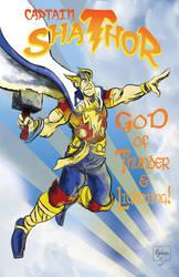 Captain ShaThor by mannycartoon