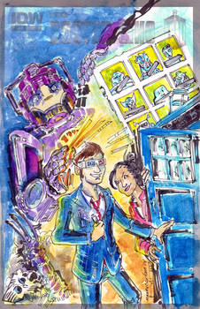 Doctor WHO Days of Futre past