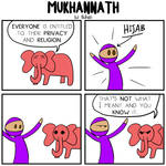 Mukhannath: Privacy and Religion