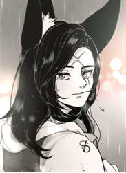 BnS: Karega by Stukimura