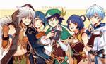 Genshin Impact: 4-stars Team